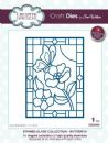 CED24002 - Creative Expressions Dies by Sue Wilson - Stained Glass Collection - Butterfly Die